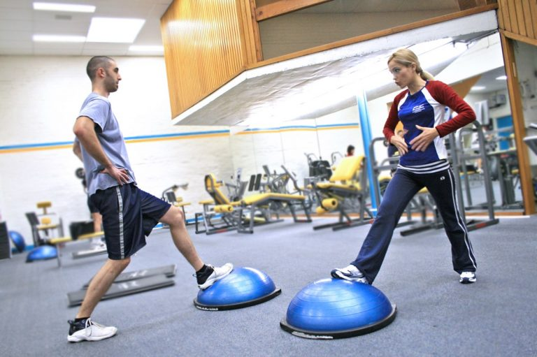 Benefits associated with hiring personal trainers