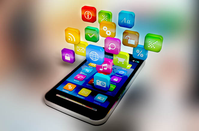 How does mobile application development benefit businesses?